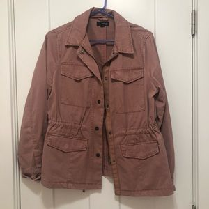 Utility Jacket. A.n.a brand. Worn once